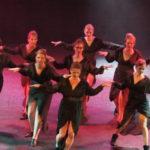 Foto van de dans voor volwassenen