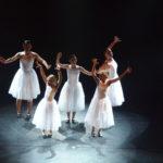 Foto van klassiek ballet voor tieners